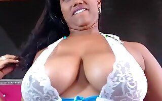 candyebony non-professional movie scene on 1/24/15 17:29 from chaturbate