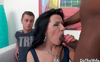 Do The Wife - Beautiful Wives Devour Black Dicks Compilation